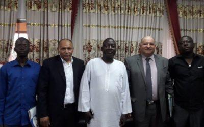 Visite au Burkina Faso