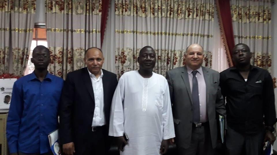 زيارة بوركينا فاسو